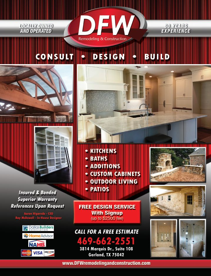 DFW Remodeling & Construction